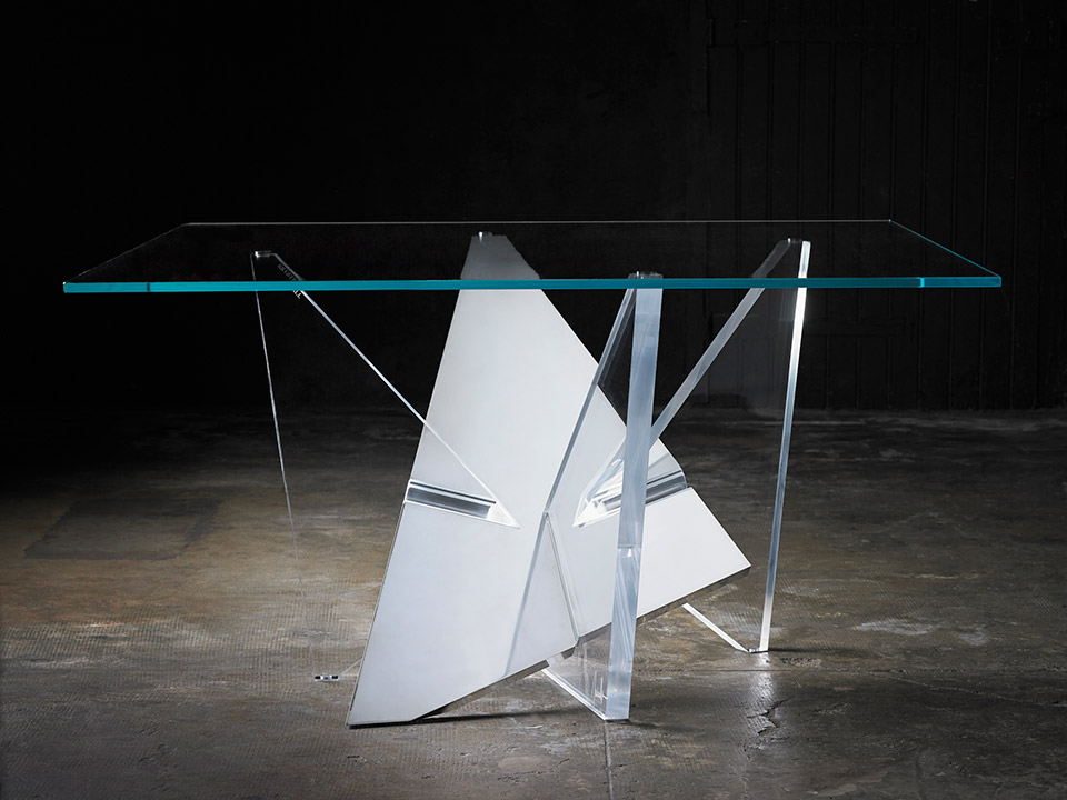 table kristall